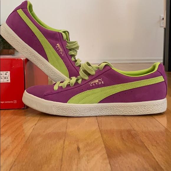 Puma Shoes | Puma Clyde 205 Sample